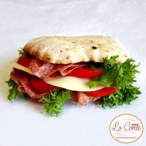 Forno Lo Conte - Pan pizza 480g - 2